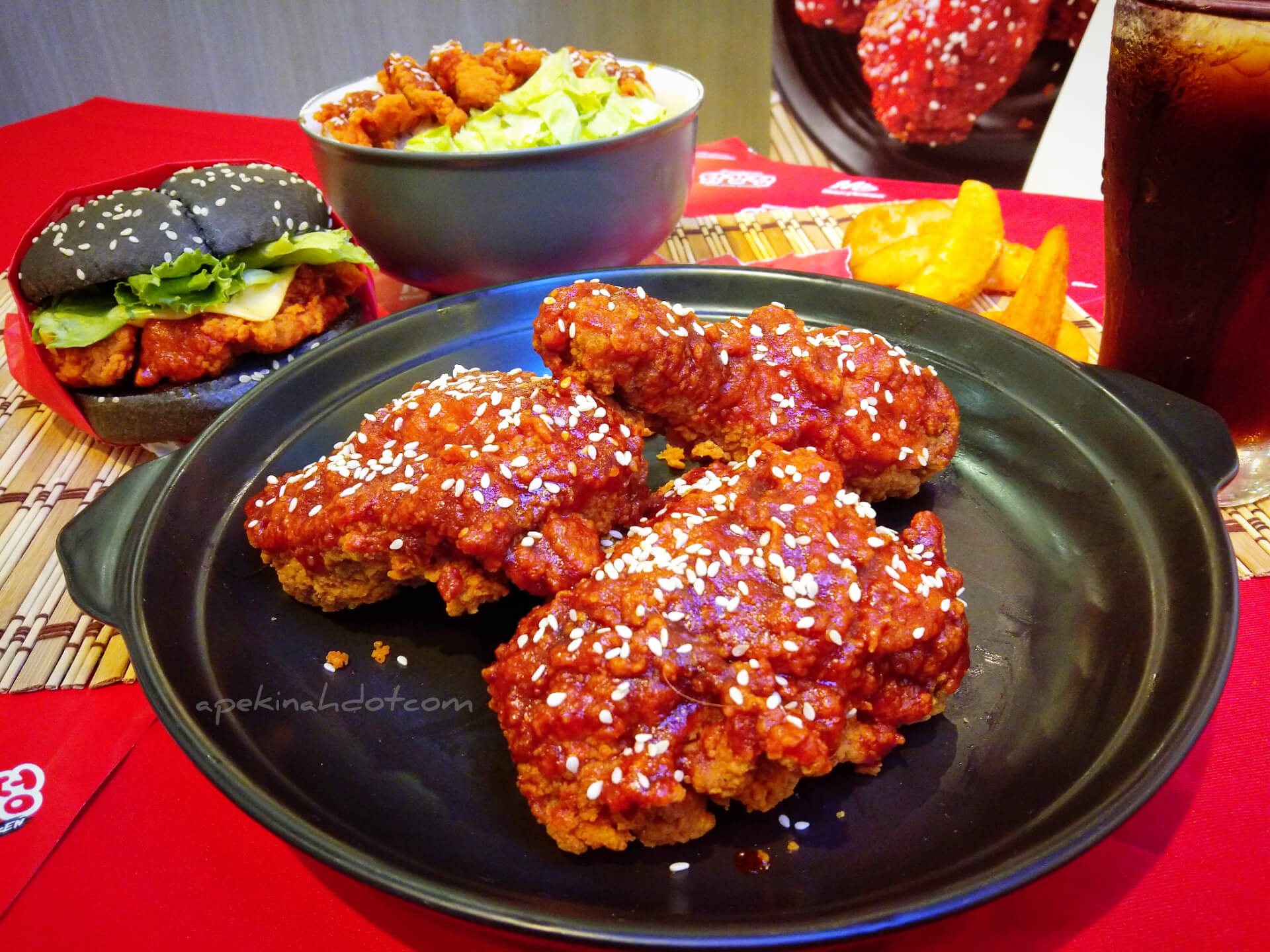 Nikmati Sajian Istimewa Ayam Gangjeong Di Marrybrown Sentuhan Inspirasi Dari Negara Korea