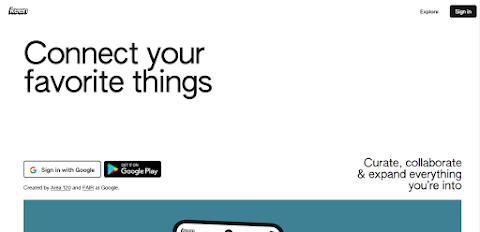 Google Keen - AI Powered Pinterest like Service from Google