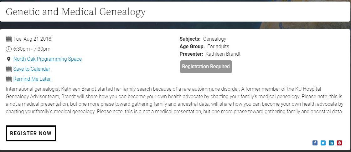 a3Genealogy
