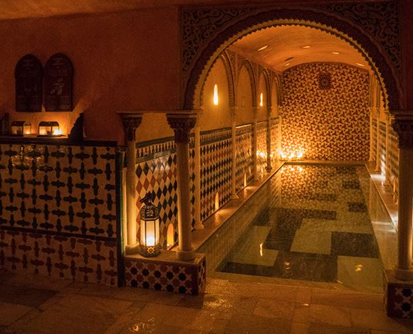 Bencard's Bites: Hammam al Andalus plunges you into hot