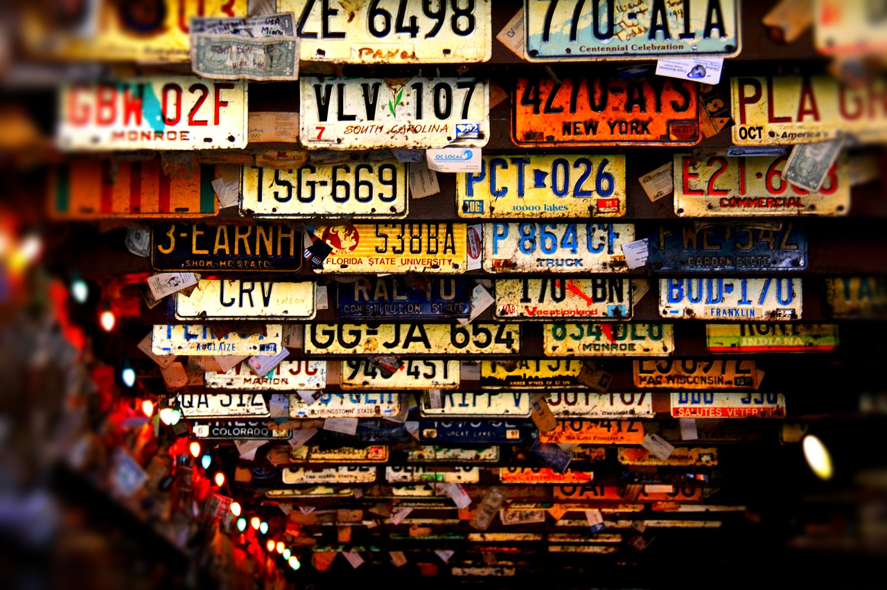 5 Reasons To Get A Personalised License Plate