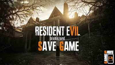 RE7 100% PC Save Game