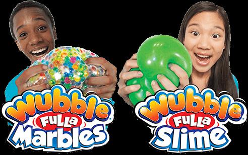 wubble fulla slime