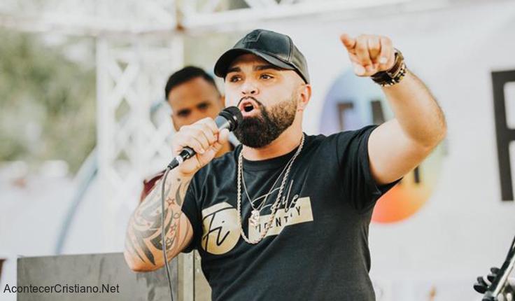 Ex homosexual Luis Javier Ruiz