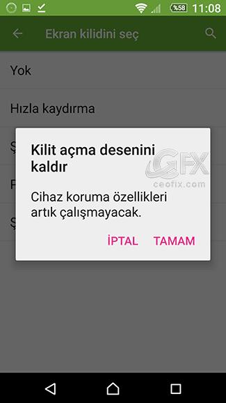 ekran kilidi- www.ceofix.com