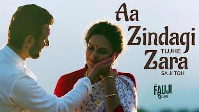 Aa Zindagi Tujhe Zara Sa Ji Toh Sung by Hariharan