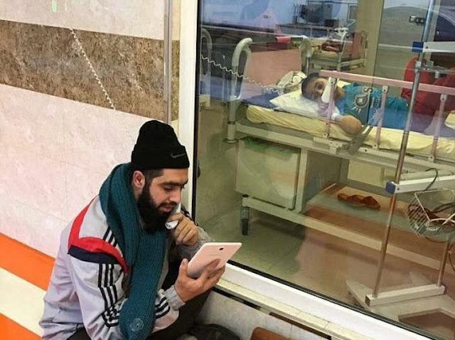 Foto Guru Bersama Murid yang Terkena Kanker Ini Nyentuh Banget!!
