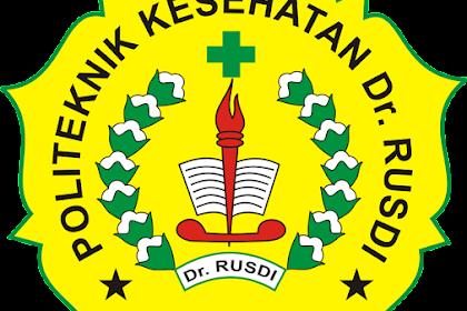 Pendaftaran Mahasiswa Baru Politeknik Kesehatan YRSU Dr Rusdi 2021-2022