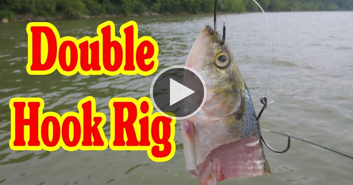 Double penetration with fishing pole and trout net - 4 2