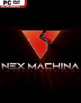 Nex Machina Jogos Torrent Download capa