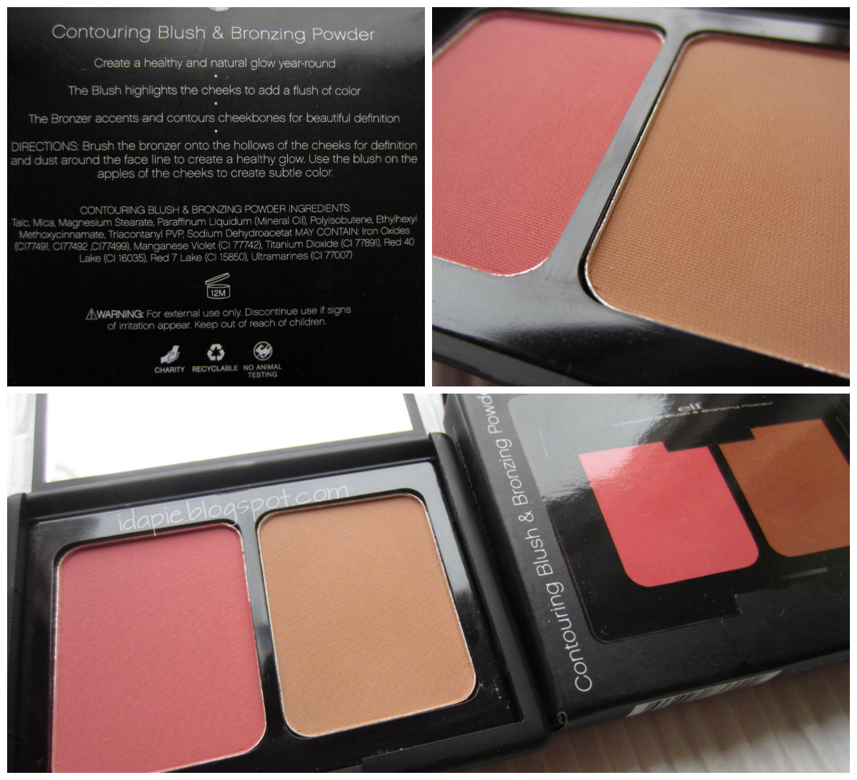 elf contour blush. the contouring blush and bronzing powder in fiji (matte) i have been wanting for a long time. when distribeauty uk ltd still shipped elf it was always elf contour h