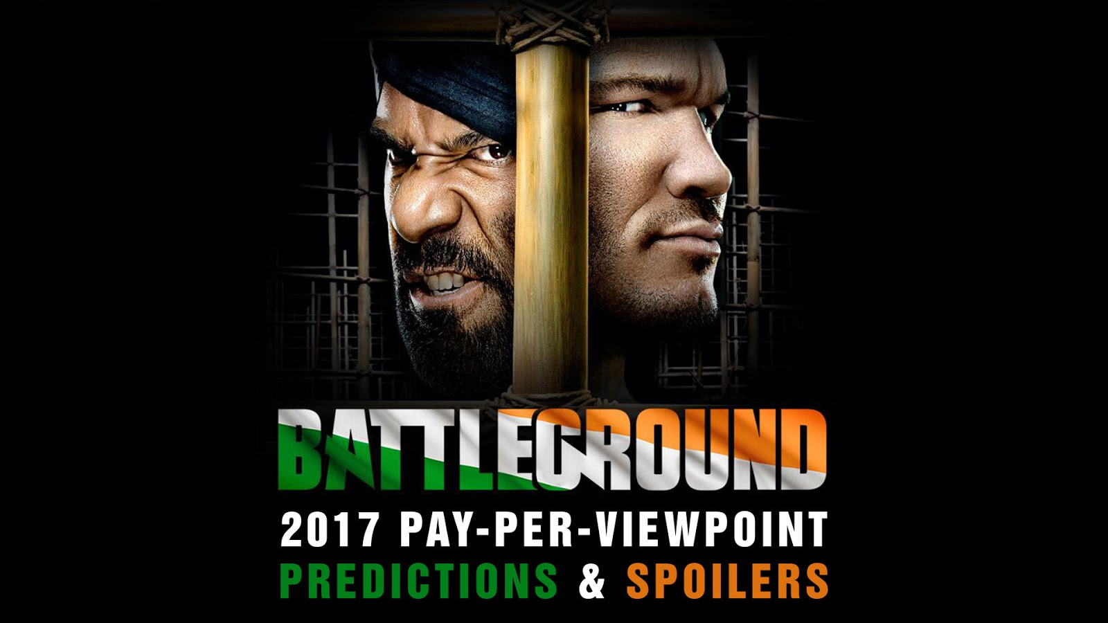 WWE BATTLEGROUND 2017 spoilers podcast