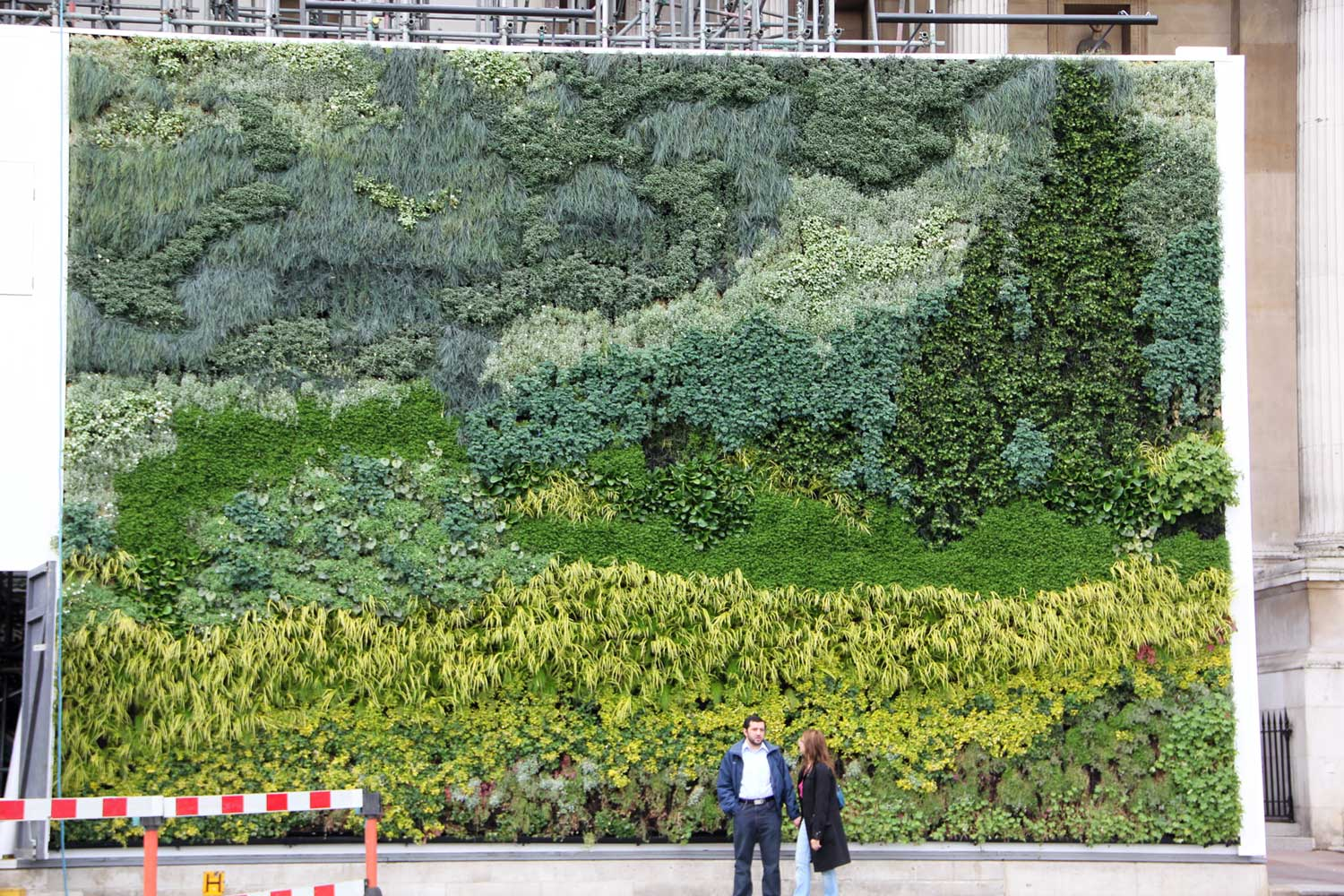 These amazing living walls make us green with envy epic - How to make a living wall ...