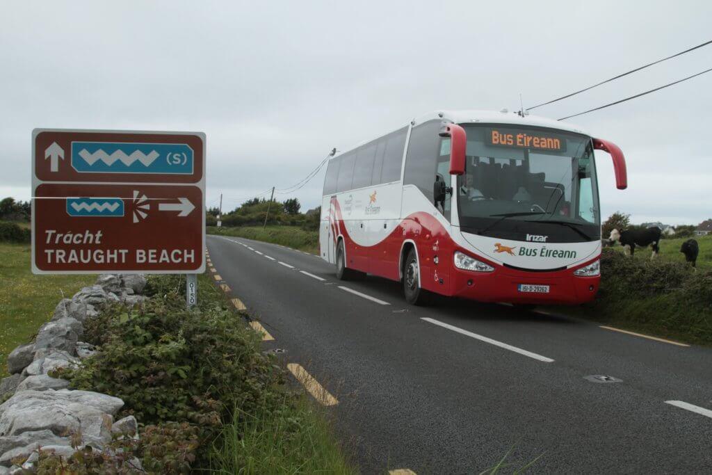 Транспорт, как добраться до Скал Мохера