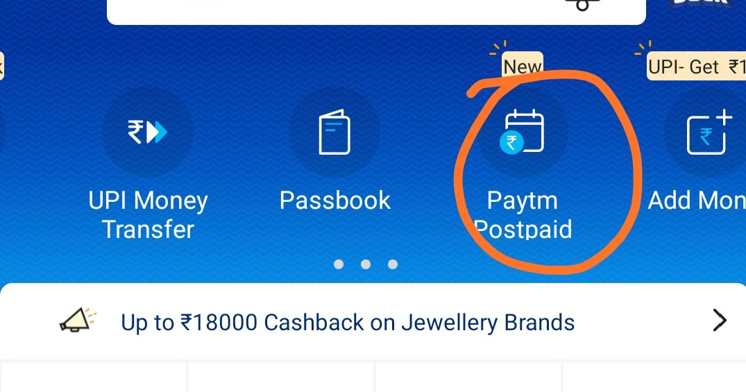 Paytm: how to login paytm postpaid, limit, payment & there