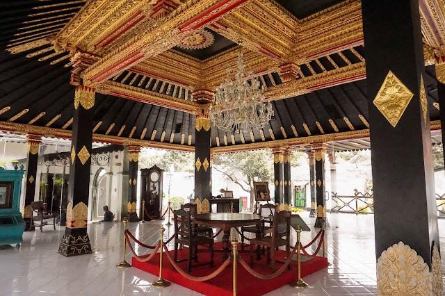Keraton Yogyakarta-wisata heritage Jogja