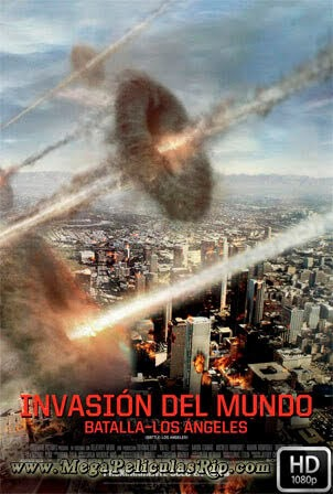 Invasion A La Tierra: Batalla Los Angeles [1080p] [Latino-Ingles] [MEGA]