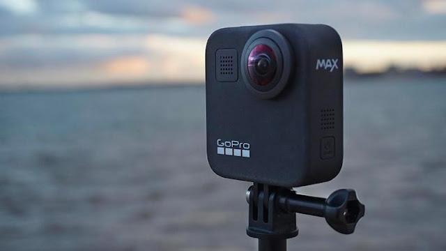 3. GoPro Max