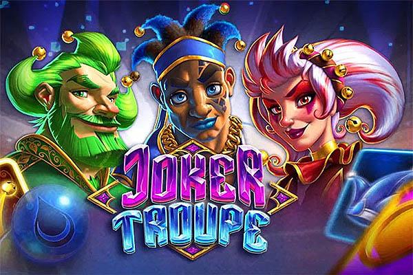 Main Gratis Slot Demo Joker Troupe Push Gaming