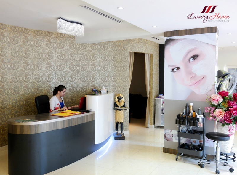promotion georginas salon beauty parlour review