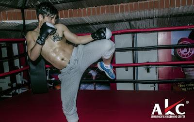kickboxing giúp bạn có thân hình săn chắc hơn