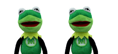 "San Diego Comic-Con 2019 ""Super Hero"" Kermit the Frog Plush by UCC Distributing"