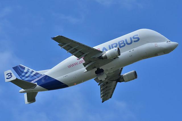 Gambar Pesawat Airbus Beluga 04