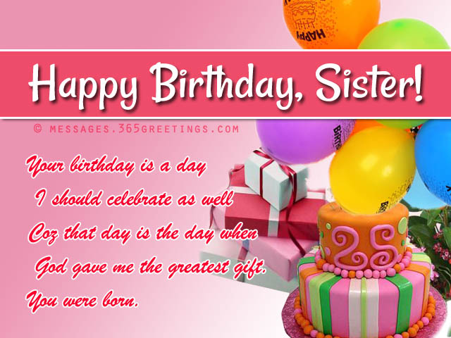Happy Birthday Wishes for Sister, Latest, Quotes, and Images