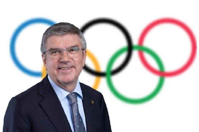 Μοναδικός υποψήφιος για πρόεδρος της ΔΟΕ ο Τόμας Μπαχ!