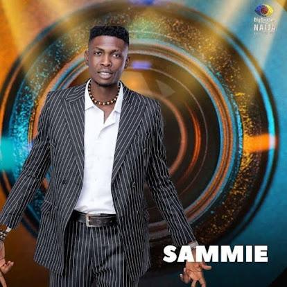 BBNaija Shine Ya Eye housemate, Sammie