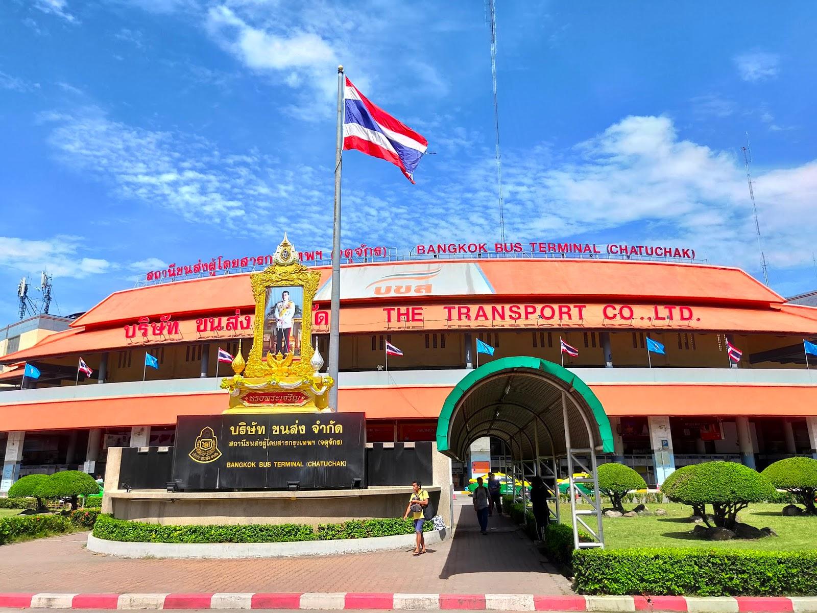 chatuchak terminal bangkok