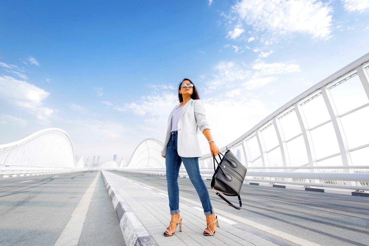 Alexandra K Apple Leather Vegan Handbag - Vegan leather bags - Sustainable fashion blogger Style Destino