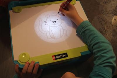 jeu de dessin pour enfant