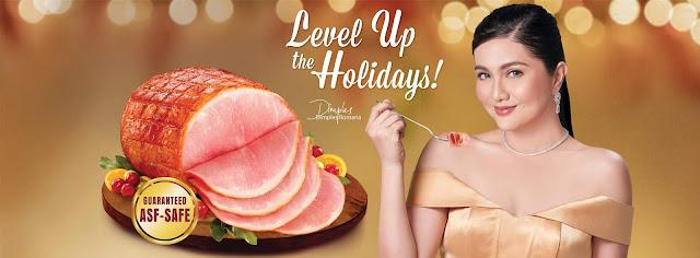 dimples romana - cdo premium holiday ham