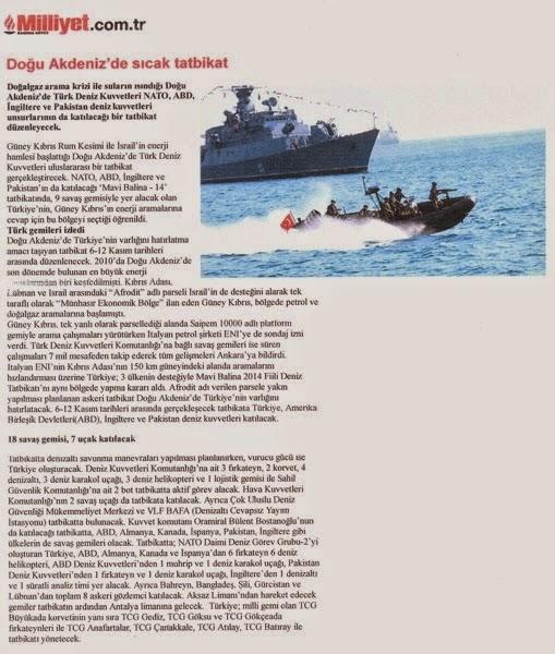 Με την κάλυψη του ΝΑΤΟ, οι τούρκοι προχωρούν σε νέες προκλήσεις στην ανατολική Μεσόγειο