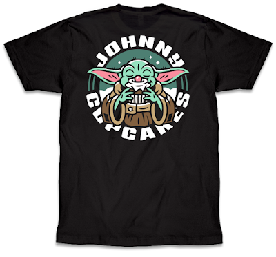 The Mandalorian Star Wars T-Shirt Collection by Johnny Cupcakes