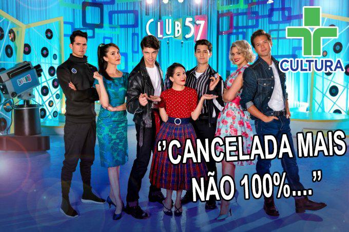 Club 57 reprise TV cultura aos sabados