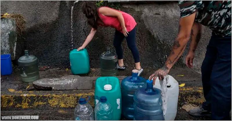82% de los venezolanos no tienen agua ni productos de limpieza contra el Coronavirus