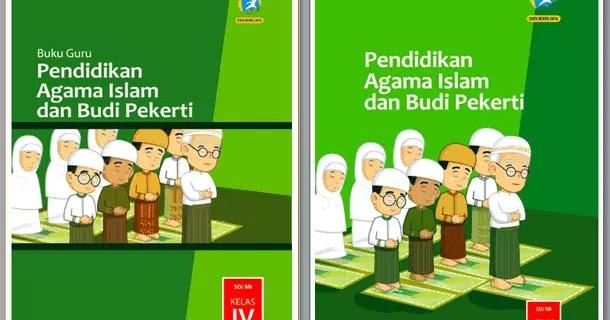 Buku Pendidikan Agama Islam Kelas 4 Sd Kurikulum 2013 Revisi Terbaru Berkas Edukasi