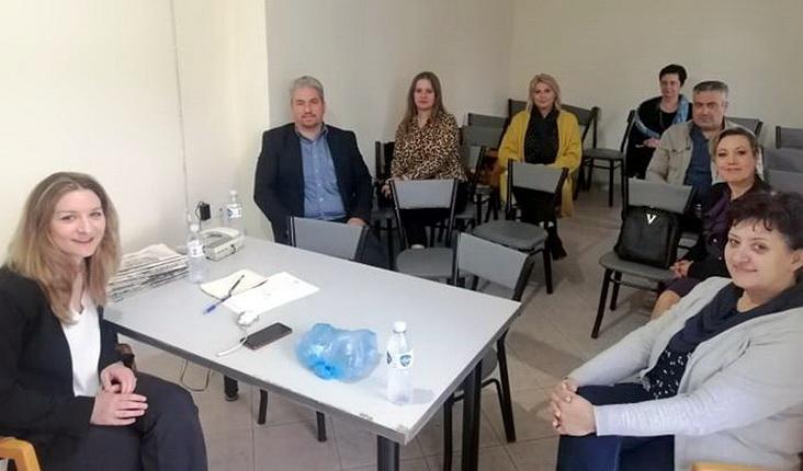 Συναντήσεις της Συντονιστικής Επιτροπής για την Θωράκιση και Αναβάθμιση της Νοσηλευτικής Σχολής Διδυμοτείχου