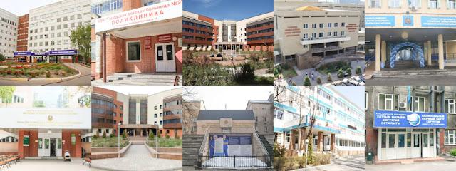 Kazakh Russian Medical University - MBBS Syllabus
