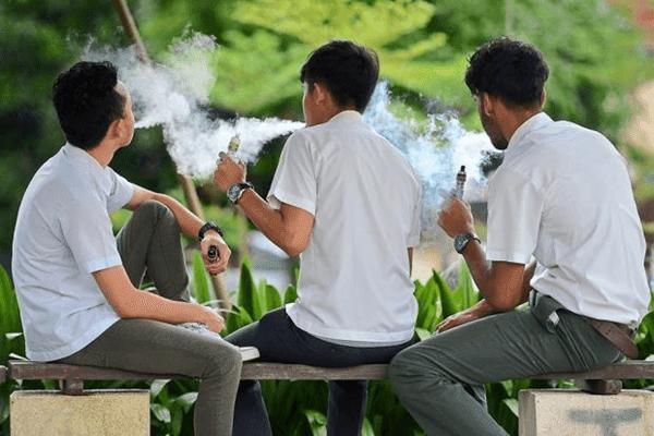 remaja merokok