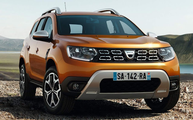 Novo Renault / Dacia Duster 2018