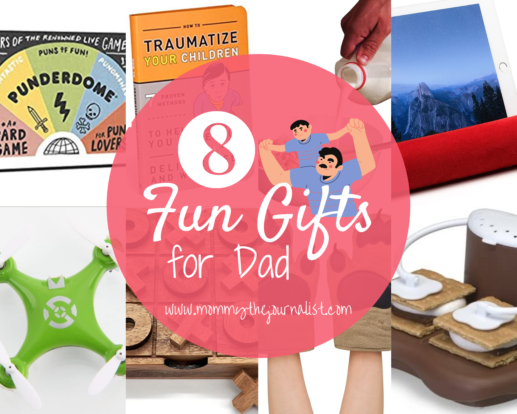 Fun Gift Ideas for Dad