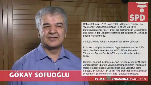 Türken  wagen rechtliche Aktion gegen AfD