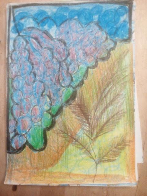 Kunst mit dem Dachs - dein verrückter Kunsttherapie-Blog