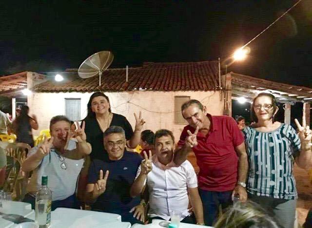 Prefeito Hugo recebe adesões do grupo de MR para eleições 2020 em Riacho dos Cavalos
