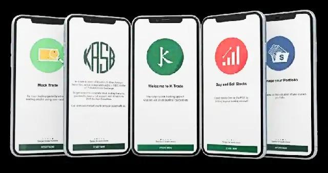 KTrade a trading app, has raised $4.5 million