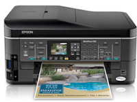 How to download Epson WorkForce 635 drivers