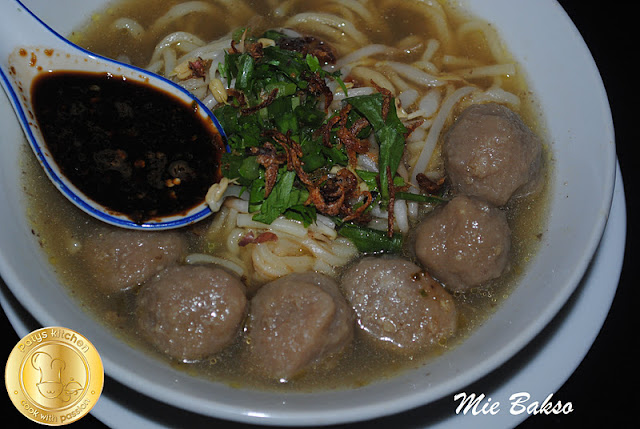 PATYSKITCHEN: TASTE OF INDONESIA - MIE BAKSO FOR SUNDAY BREAKFAST AND BRUNCH